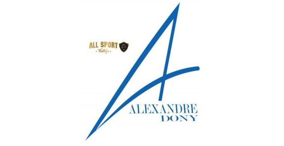 ALEXANDRE DONY : NOUVEAU PARTENAIRE