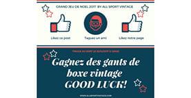Grand jeu de Noël acte 3 sur Facebook ou Instagram