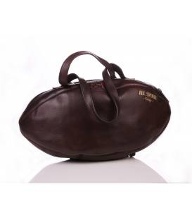 Customizable Rugby Ball Handbag