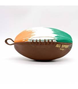 Trousse de toilette ballon de rugby Irlande