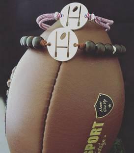 Bracelet Ovalie Woody