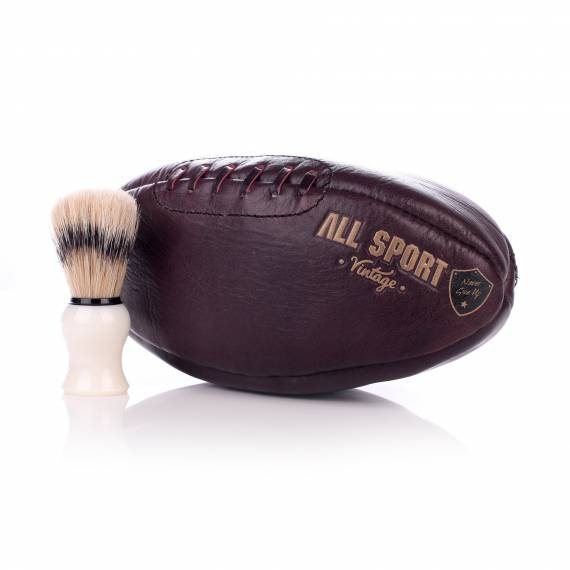 Trousse de toilette ballon de rugby