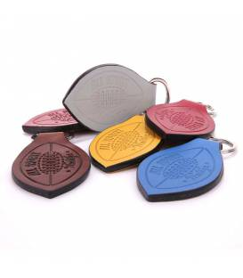 Customizable Rugby Key Ring