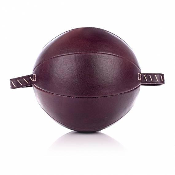 Elastique Ball en cuir vintage