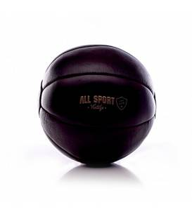 Leather Vintage Medicine Ball