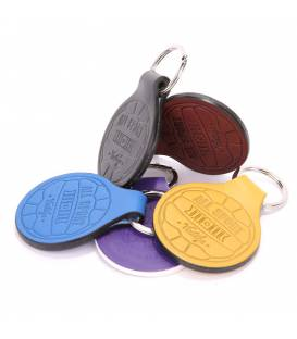 Customizable Football Key Ring