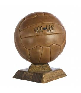 Customizable Vintage Leather Foot Ball