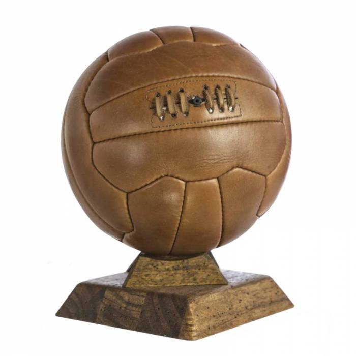 Customizable Vintage Leather Foot Ball All Sport Vintage Gift Idea