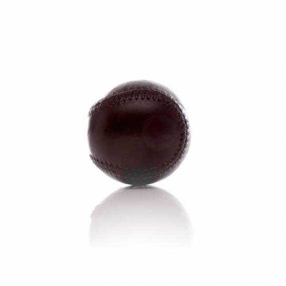 Balle de base ball en cuir vintage