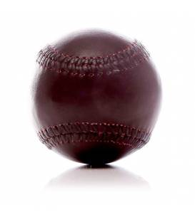 Vintage Leather Baseball Ball