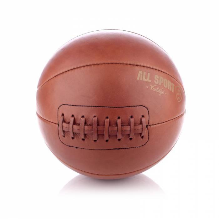 Vintage Leather Basket Ball All Sport Vintage