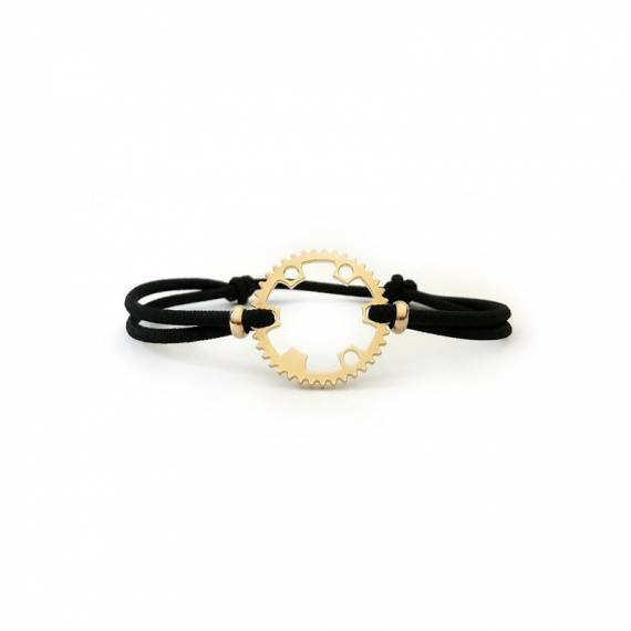 Bracelet Cycle Finition OR