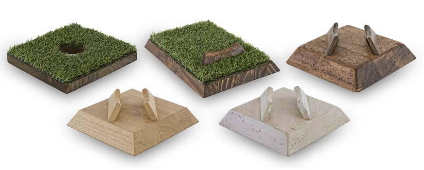 Wood Bases