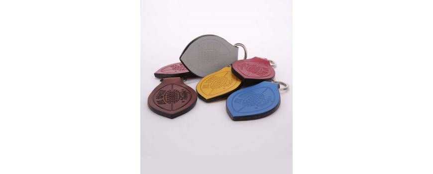 Customizable Key Ring
